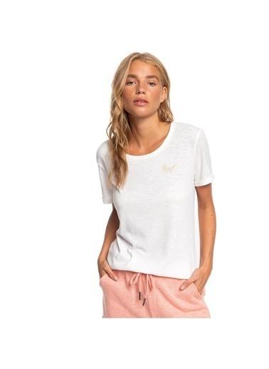 Roxy Tişört Beyaz